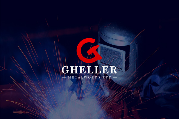 Gheller Metalworks Logo Cover