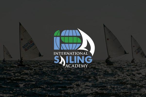International Sailing Academy Logo Cover