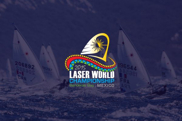 Laser World Championship Mexico Bid Logo Cover