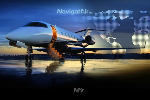 Navigatair Marketing Poster