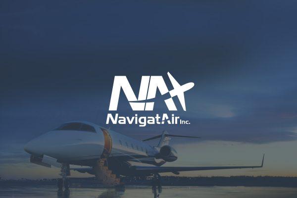Navigatair Logo Cover