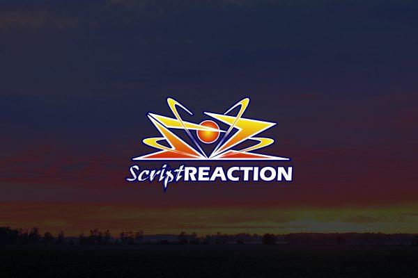 Script Reaction Logo Cover